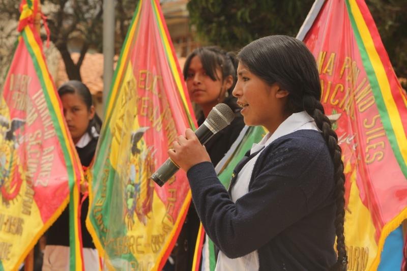 comunicado alianza niñez bolivia