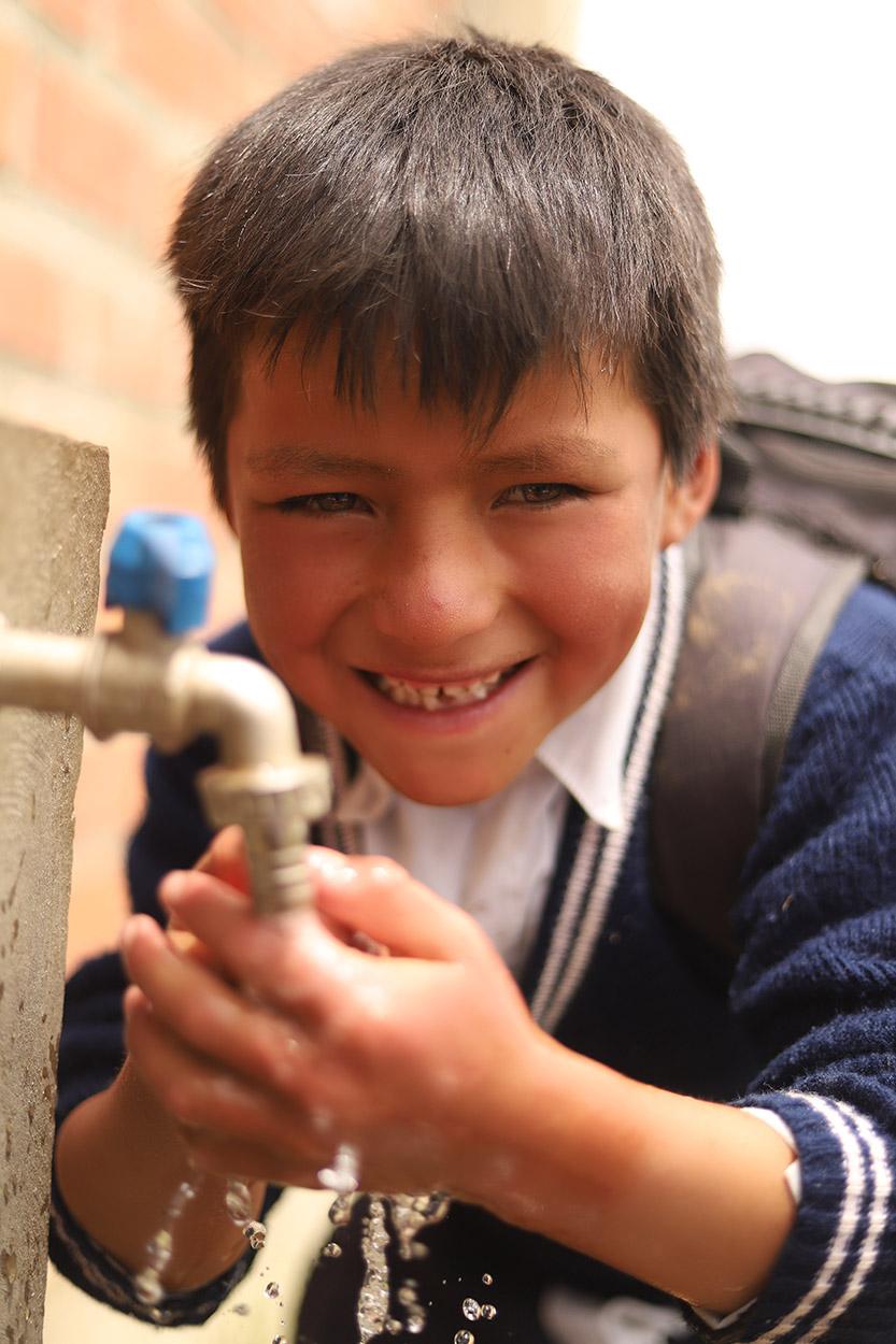BNB WVB niño agua